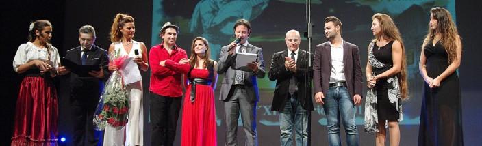 FESTIVAL DELLA CANZONE ROMANA PREMIAZIONE  VINCITORI 2013. 2jpg
