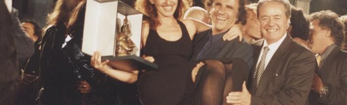 FESTIVAL DELLA CANZONE ROMANA NICKY NICOLAI VINCITRICE SETTEMBRE 1998 VIA VENETO