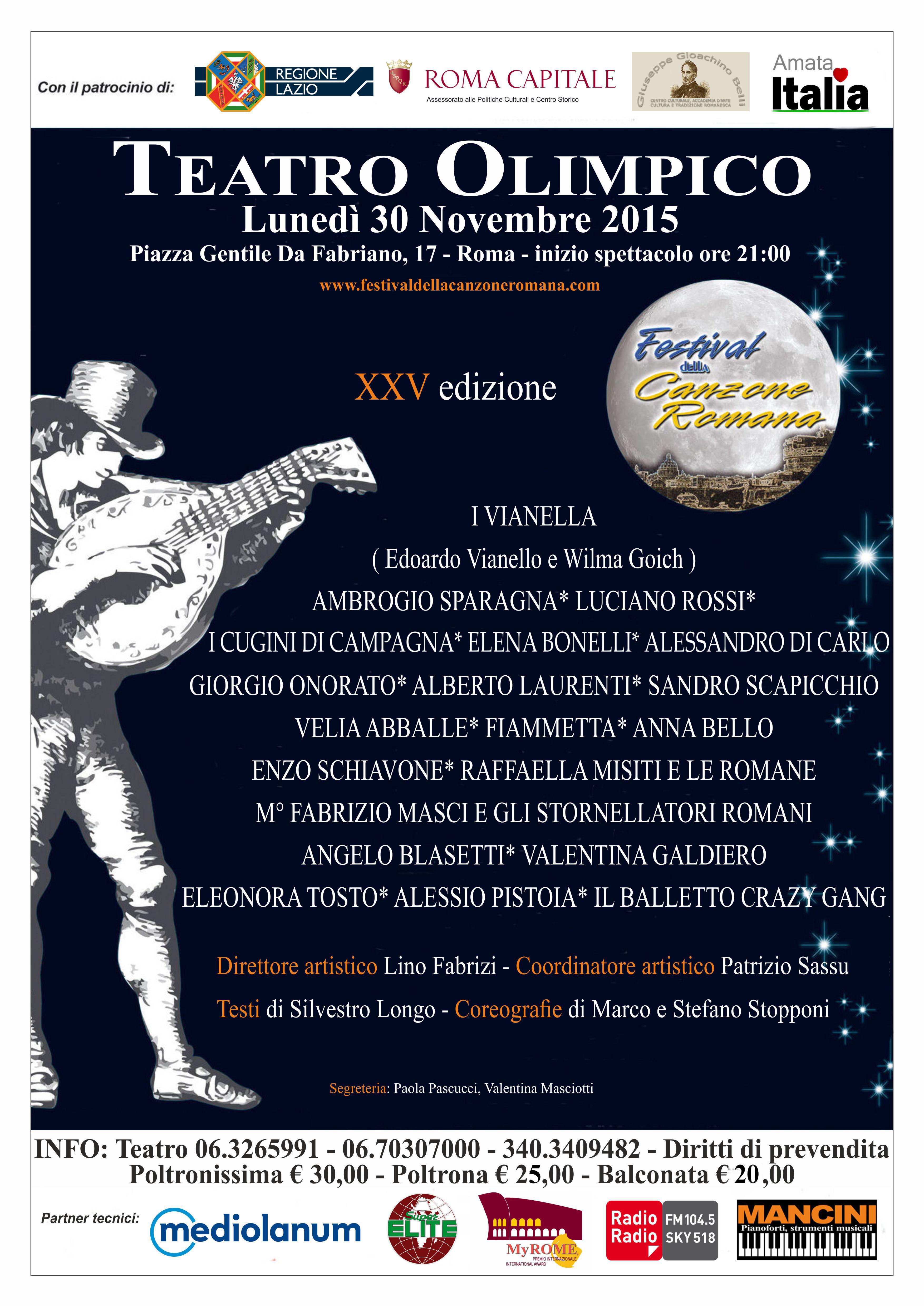 Festival della Canzone Romana